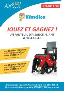 Affiche A4 Salon Handica-4