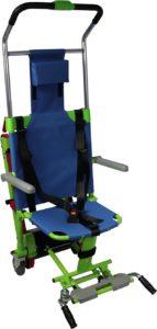 Chaise d'évacuation Excel-E ouverte