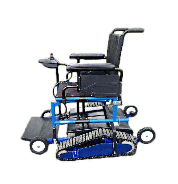 FT2 chenillette pour fauteul handicapé
