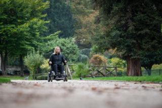 Sorolla fauteuil roulant électrique pour pmr et handicapé