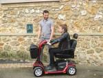 Scooter életrique pour personnes à mobilité réduite