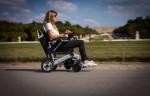 Fauteuil roulant pmr et handicapés Sorolla