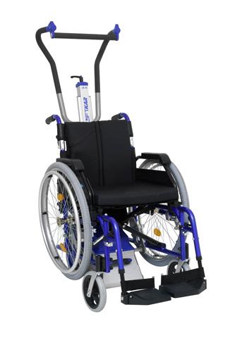 Monte escaliers lifkar pt adapt 130 avec fauteuil roulant