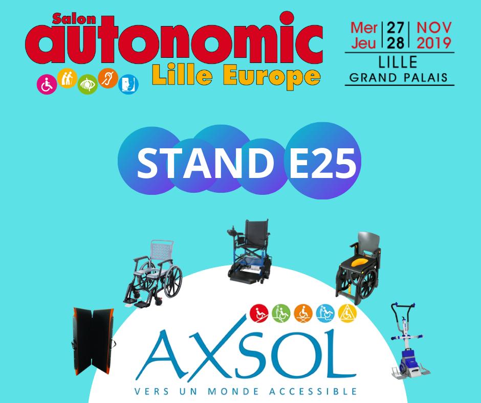 Autonomic Lille Europe 2019