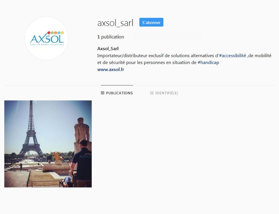 Instagram Axsol