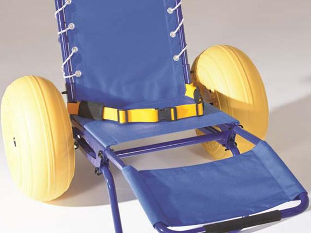 Ceinture de sécurité pour fauteuil d'accès au bain JOB classic