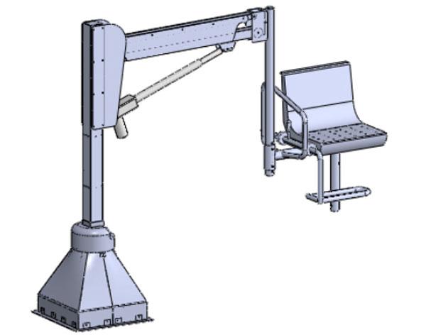 elevateur M3000 schema