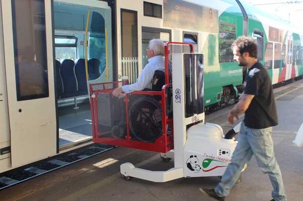 Plateforme élévatrice mobile Panda Station