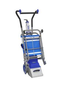 Rangement fauteuil monte escaliers pt fold 160