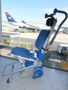 Monte escaliers pmr pour aéroport liftkar pts 160 airport