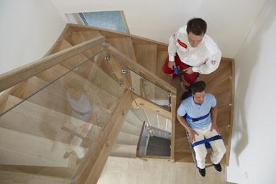 Monte-escaliers professionnels