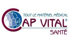 Logo Cap Vital Santé Axsol