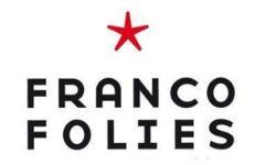 Logo franco folies