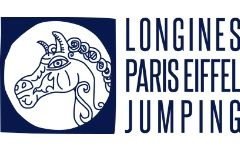 Logo Longines Paris Eiffel Jumping