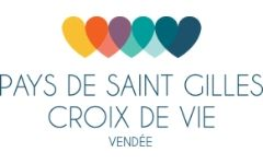 Logo Pays de Saint Gilles croix de vie Axsol