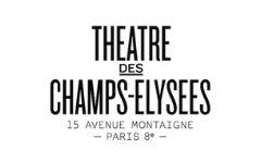 Logo Théâtre champs Elysées