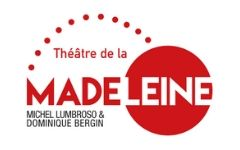 Logo Théâtre Madelaine