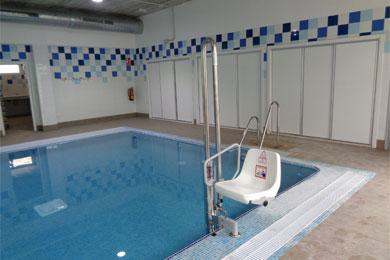Élévateurs de piscine hydrauliques ISIS PK
