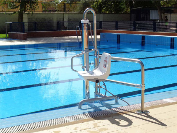 ISIS PK Élévateurs de piscine hydrauliques