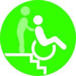 picto escaliers
