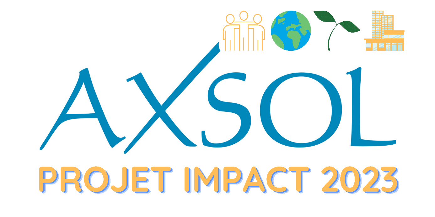 Projet impact 2023 Axsol