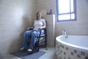 bathmobile fauteuil d'aisance