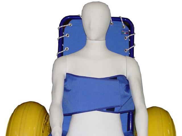 Sangle de maintien pour fauteuil d'accès au bain JOB classic